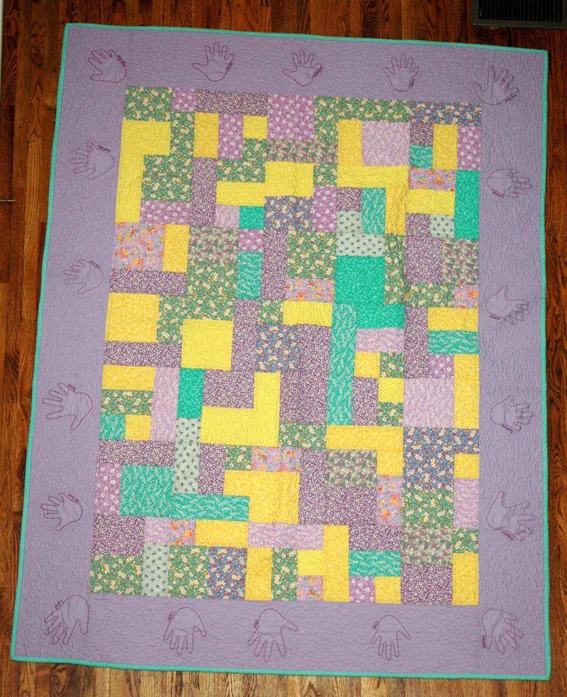 Mrs nicar quilt