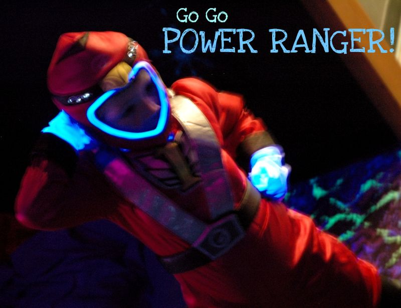 Power ranger joshy1