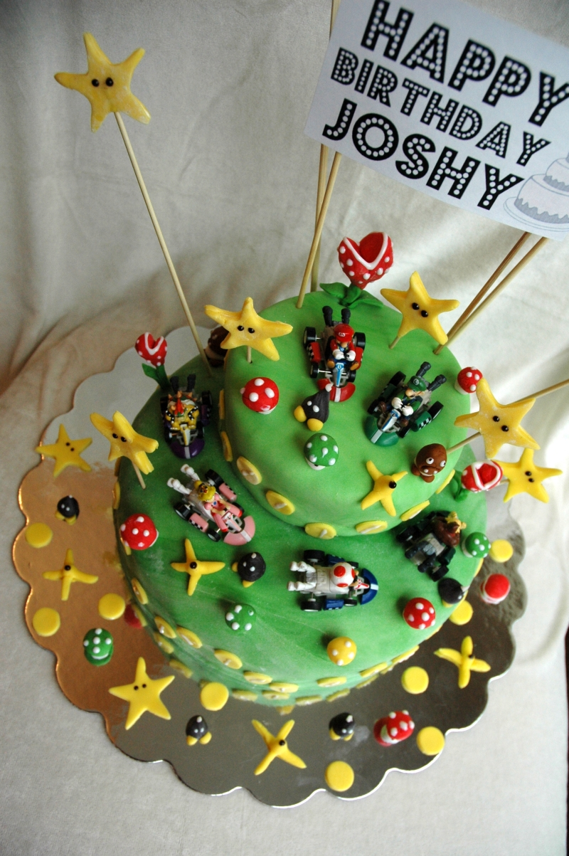 Joshy cake