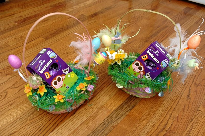 Easterbaskets