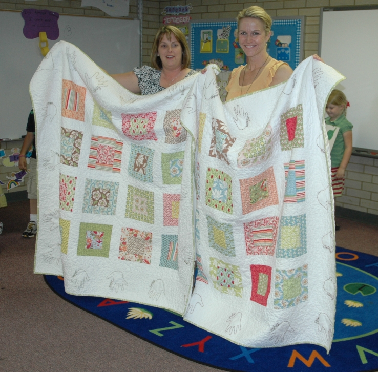 Teacherquilt