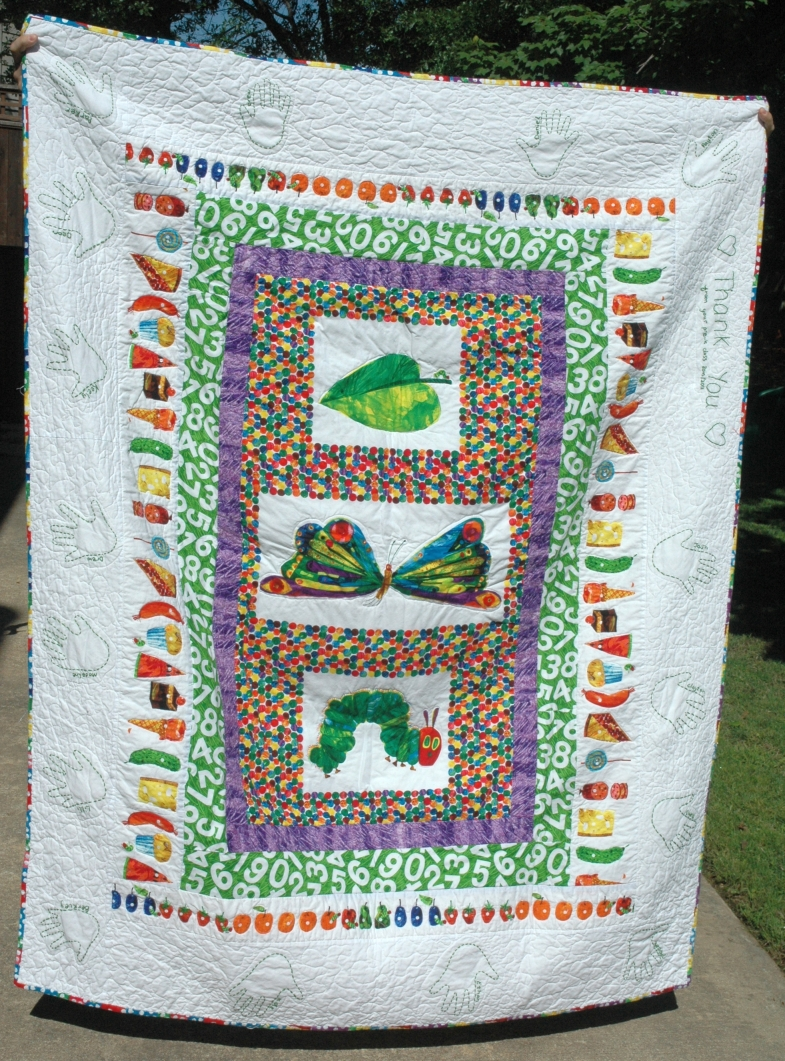 Ms Ingram quilt