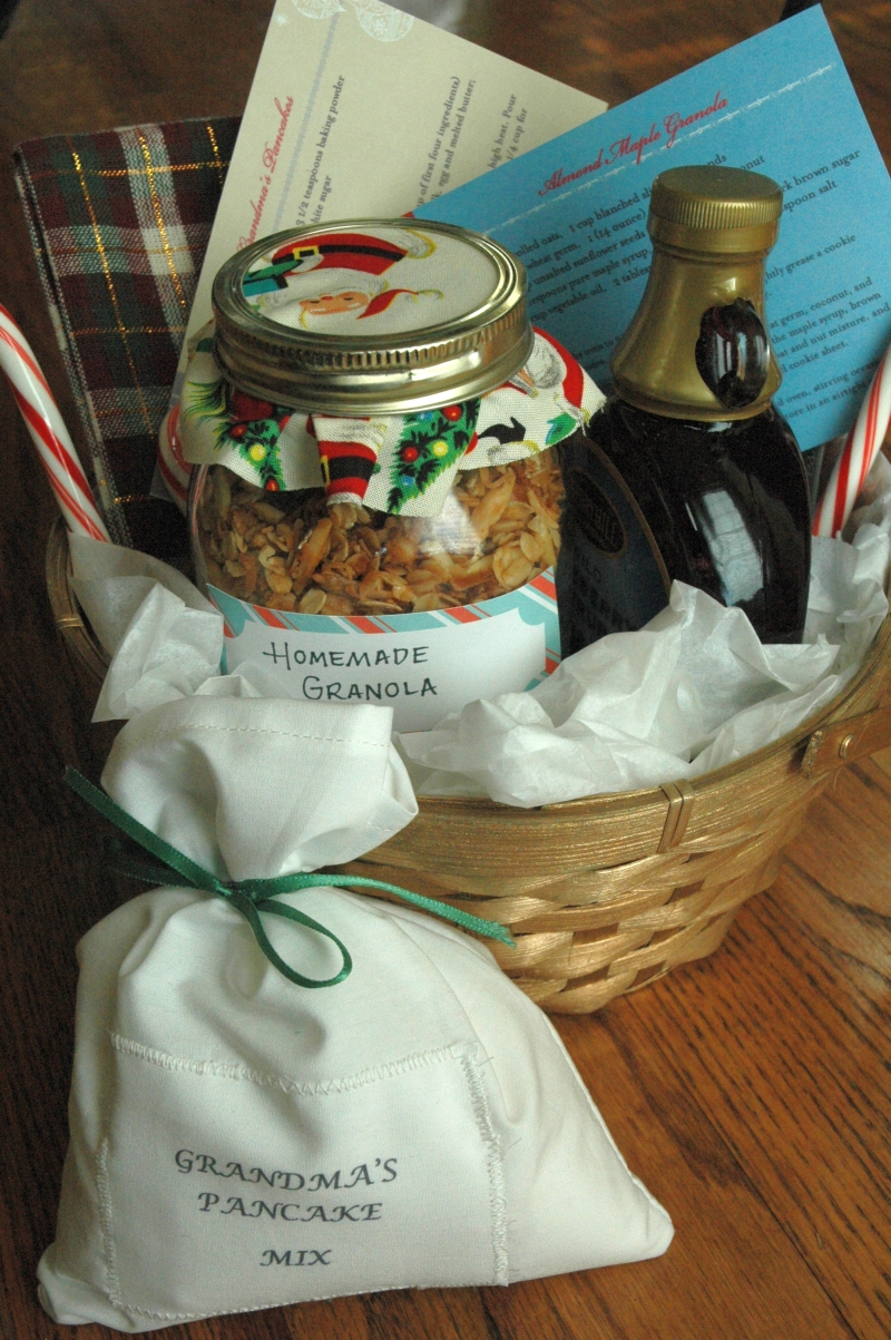 BubbaChic: Homemade Christmas - Gift Baskets
