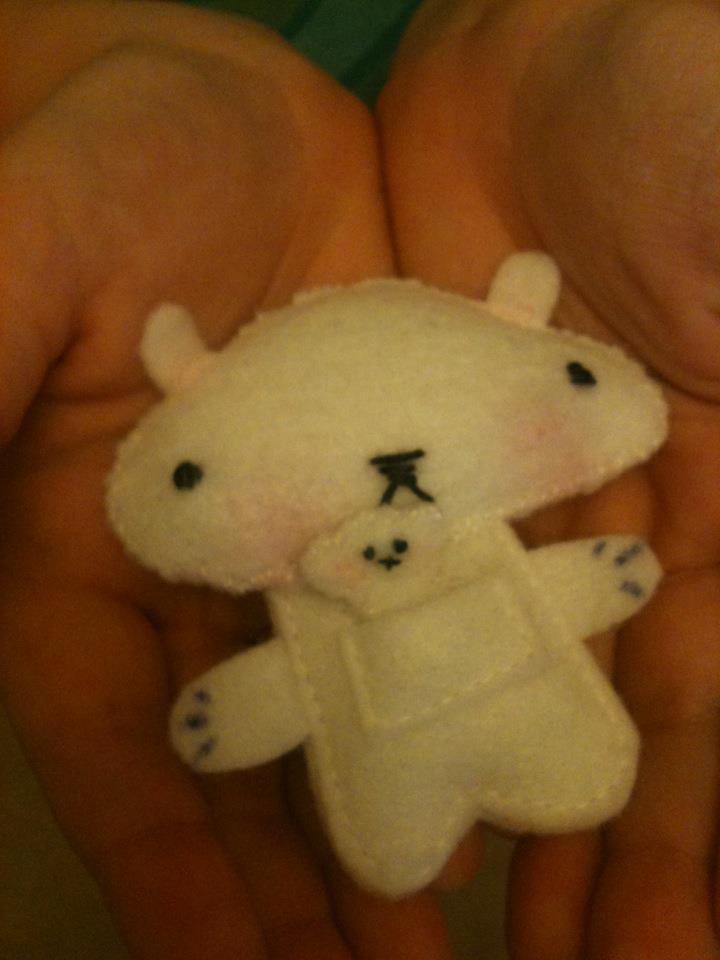 Maddy bear