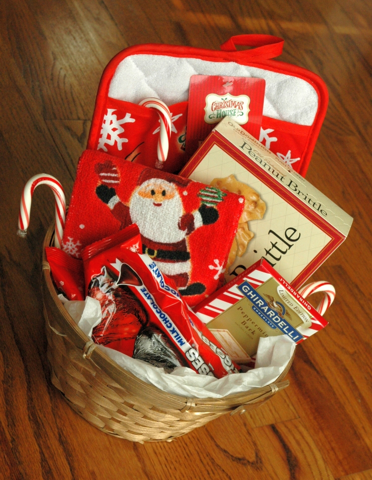 Bubbachic homemade christmas gift baskets solutioingenieria Image collections