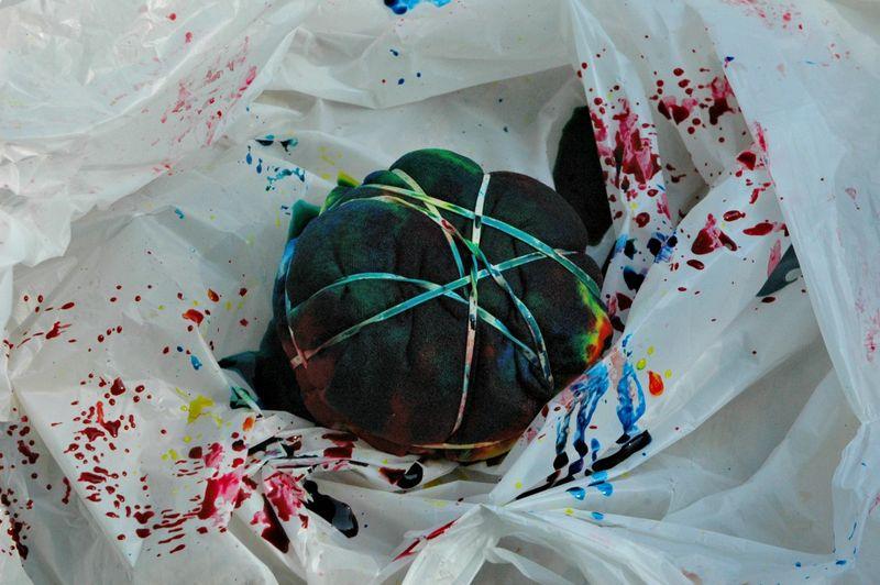 Ball dye