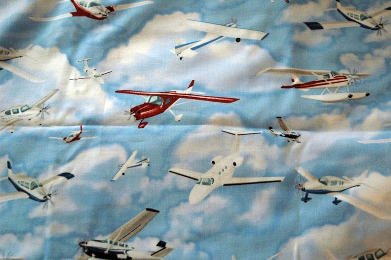 Plane1 fabric