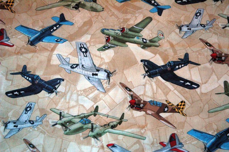 Plane2fabric