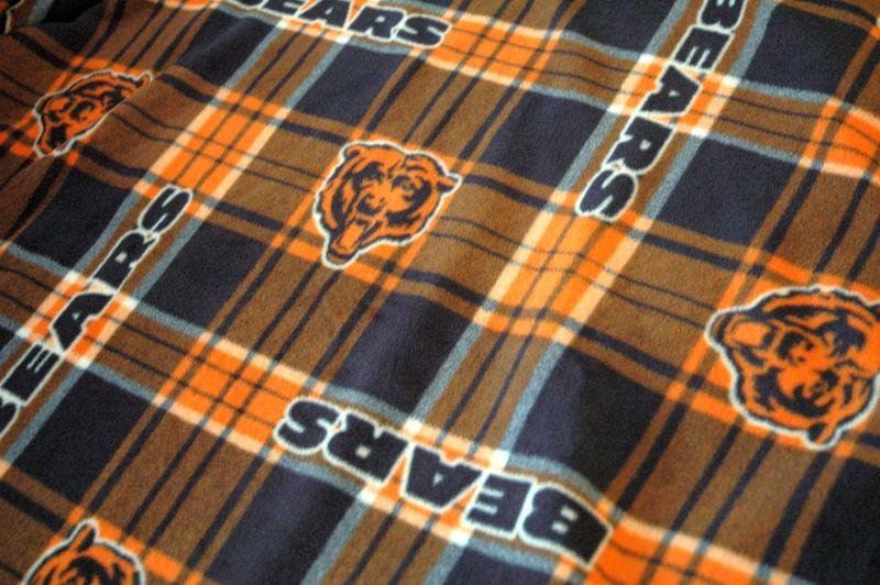 Bears fabric