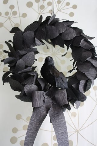 Nevermore Wreath 001