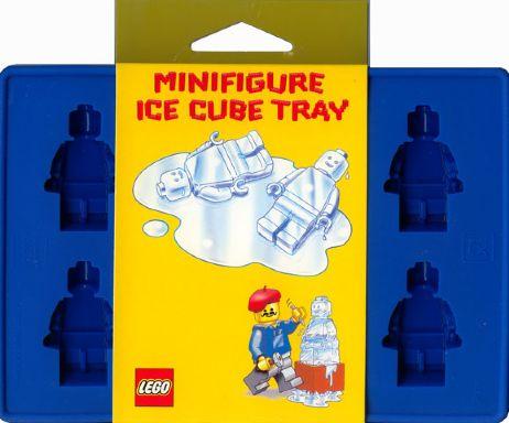 Minifig cube tray