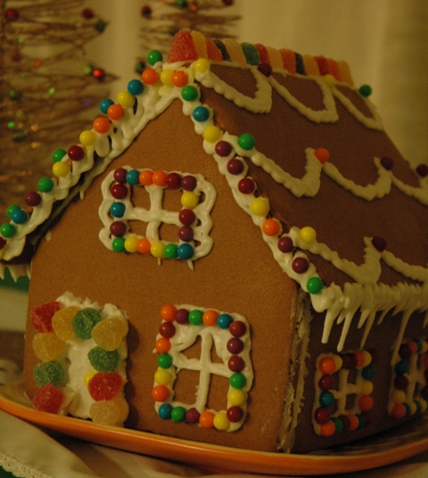 Gingerhouse